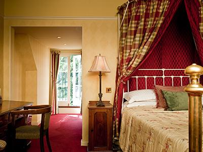 Staying at Ravenwood Hall, St Edmunds Room