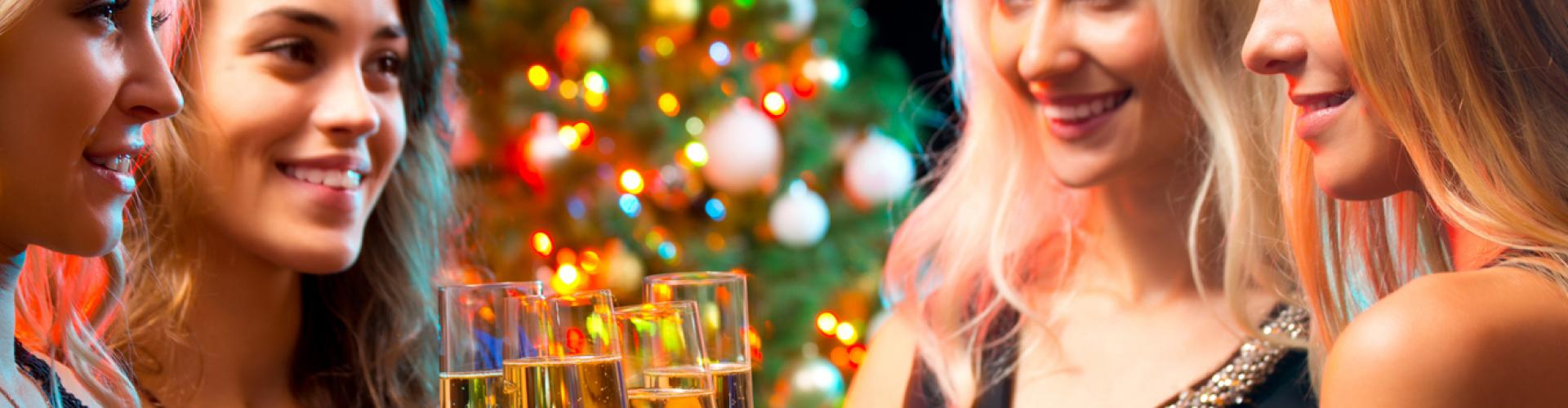 Christmas Party Nights, Hotel Events | Ravenwood Hall Bury St Edmunds
